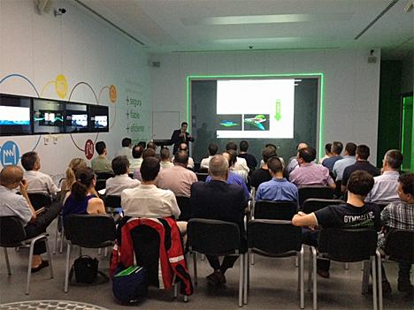 Seminario ACTECIR sobre diseño de salas de procesos de datos energéticamente eficientes