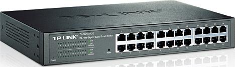 Conmutador de la serie Easy Smart Switch de TP-LINK