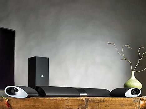 Barra de sonido Philips Fidelio Soundbar