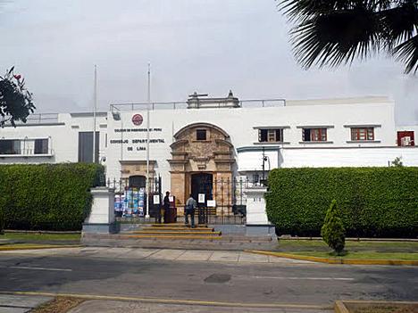 Colegio de Ingenieros de Perú