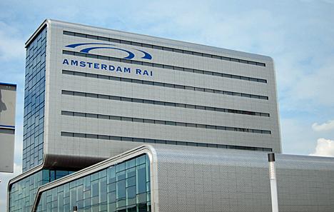 RAI de Amsterdam, donde se celebra ISE