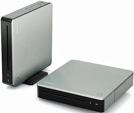 Reproductor Blu-Ray BDX6400KE de Toshiba