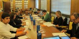 Reunión del Comité Técnico del Congreso Edificios Inteligentes