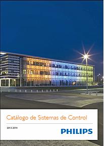 Catálogo Sistemas de Control de Philips