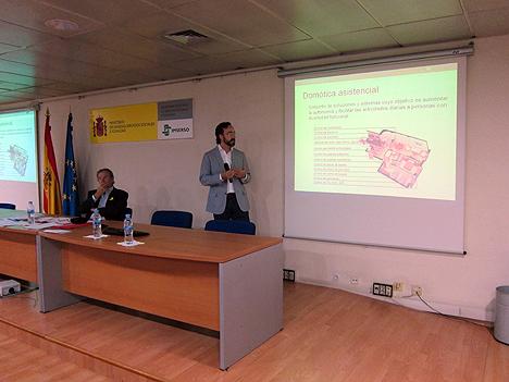 Alberto Brunete presenta el proyecto DomAlz
