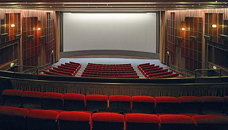 Cines Cinerama de Seattle
