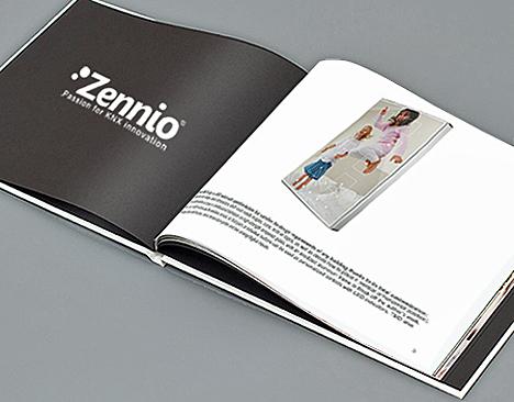 Catálogo de Zennio