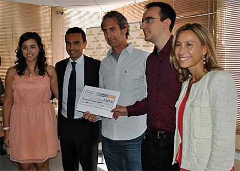 Ganadores del concurso Kinect Tourism Challenge