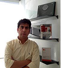 Sergio Rojas, CEDIA España