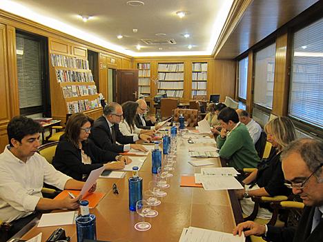 Sergio Rojas, en el Comité Técnico del Congreso Edificios Inteligentes