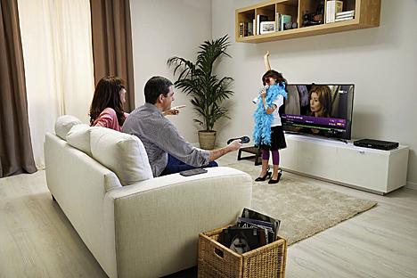 Servicio de televisón inteligente TiVo de ONO
