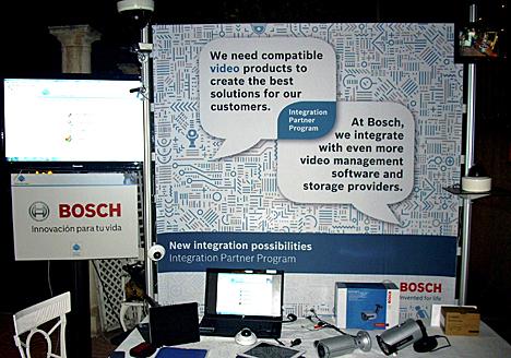 Evento de partners de Milestone y Bosch Security Systems