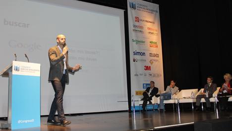 Rodrigo Martínez, del Instituto Tecnológico Hotelero