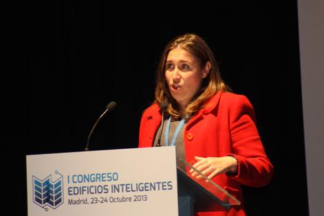 Ana Pérez, de Ingenium Ingeniería y Domótica