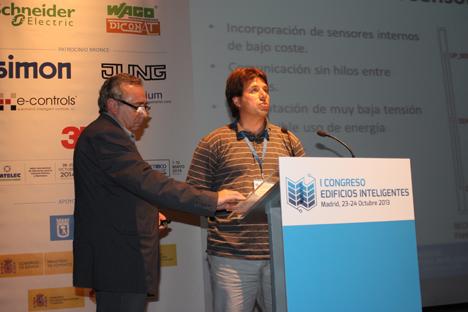 Bartomeu Alorda y Gabriel Horrach de la Universidad de Las Islas Baleares