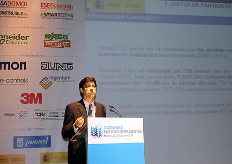 Francisco Javier Martín Ramiro, Subdirector General de Arquitectura y Edificación, Dirección General de Arquitectura, Vivienda y Suelo del Ministerio de Fomento