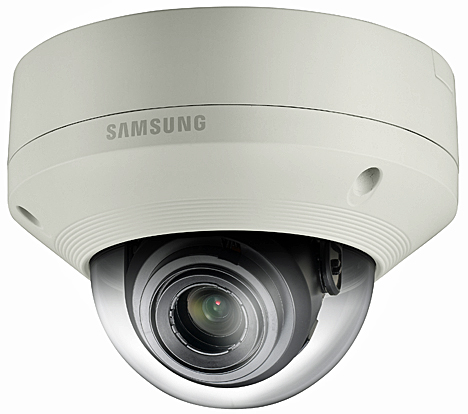 Minidomo full HD de Samsung Techwin