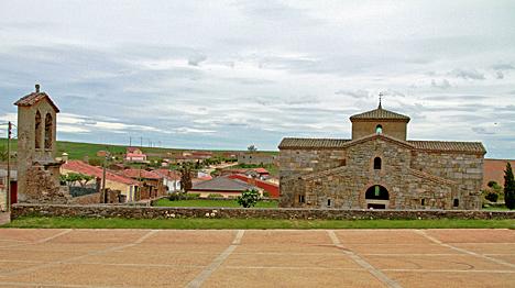 Iglesia San Pedro de la Nave, El Campillo (Zamora)