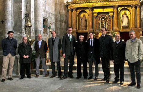 Presentación de los resultados obtenidos tras las actuaciones realizadas en la Iglesia San Martín de Castañeda