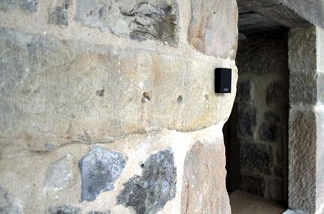 Sistema de Monitorización Patrimonial