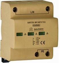 Dispositivo de protección contra sobretensión de Dismatel
