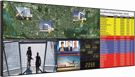 Panel FHD461-X de Christie