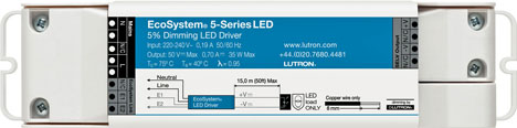 Driver LED Ecosystem 5-series