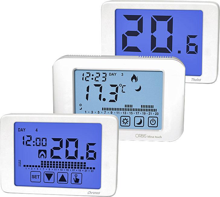 termostatos orbis