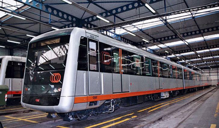 Cochera Metro