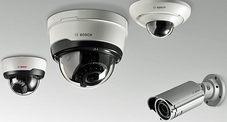 Cámaras IP 5000 HD y MP de Bosch