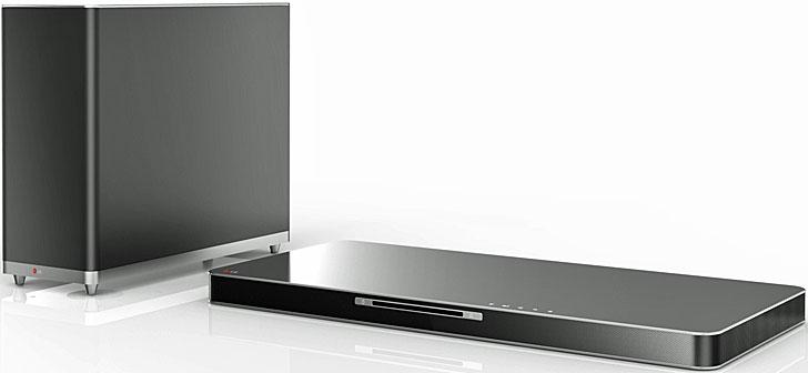 Productos de audio LG