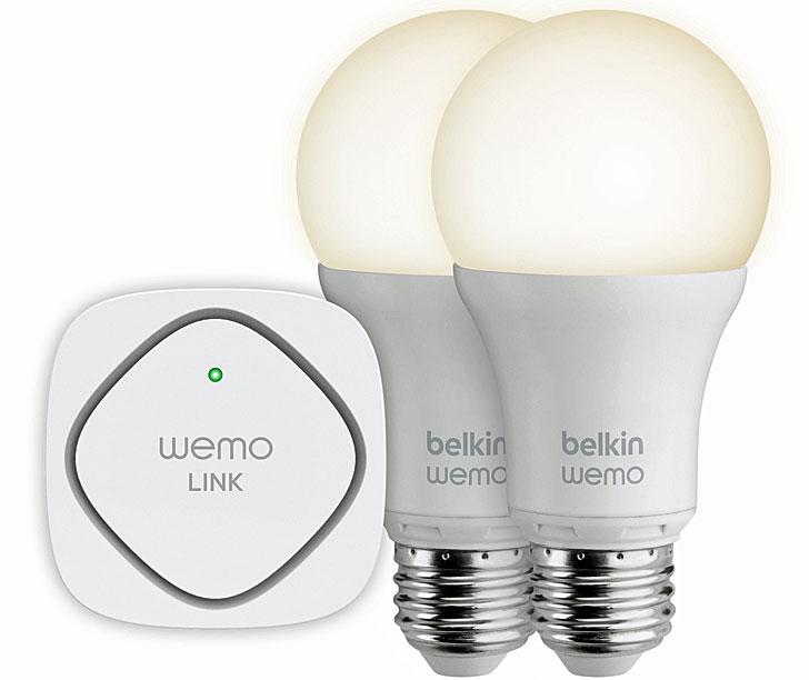 WeMo de Belkin