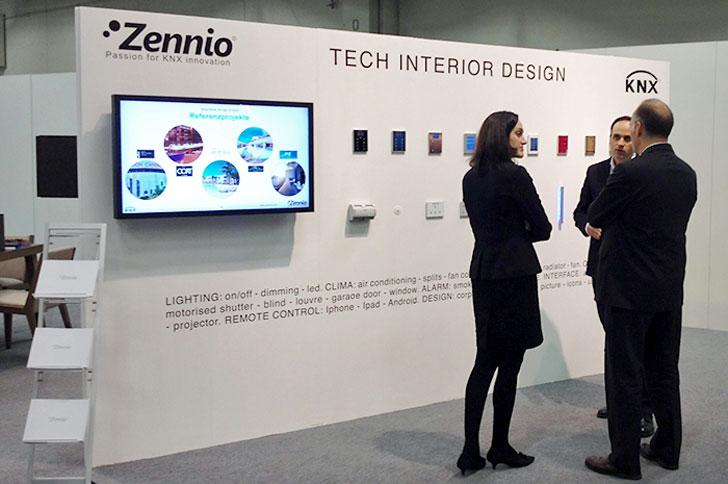 Zennio en Living Contract