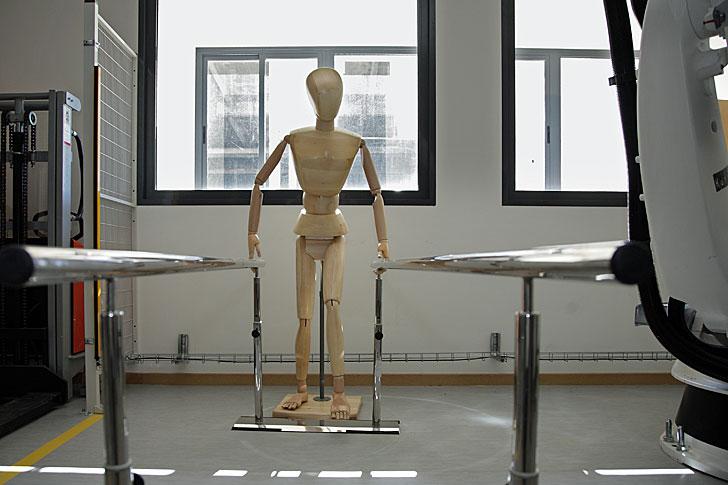 Robot en SeniorLAB
