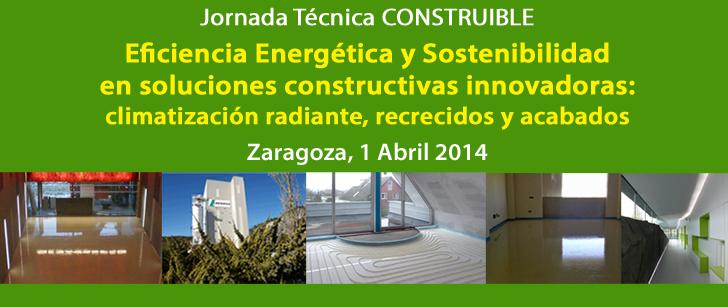 Jornada CONSTRUIBLE Zaragoza