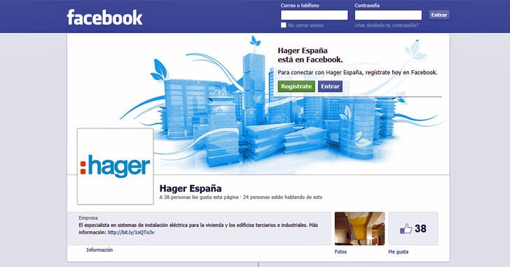 Fanpage Hager