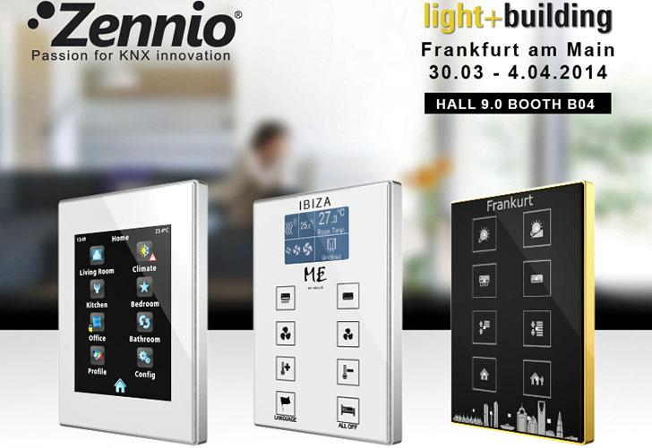 Zennio en LightBuilding