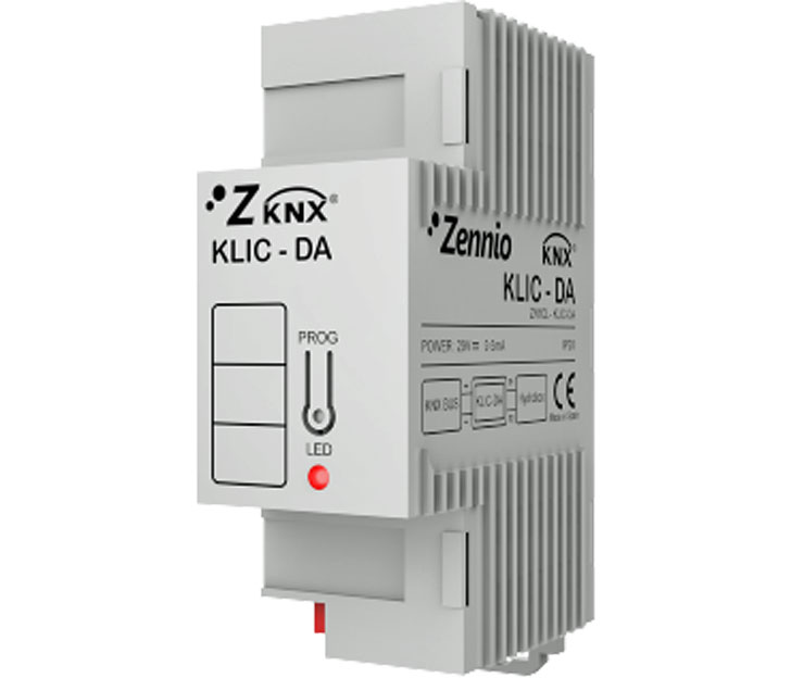 Pasarela ZN1CL-KLIC-DA