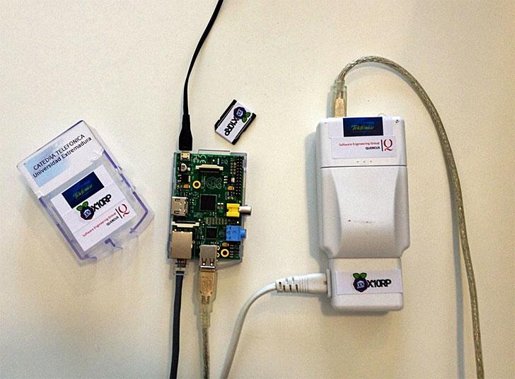Dispositivos para X10RP