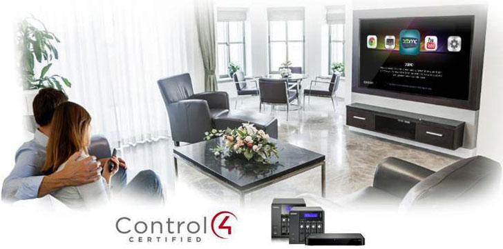 QNAP y Control4