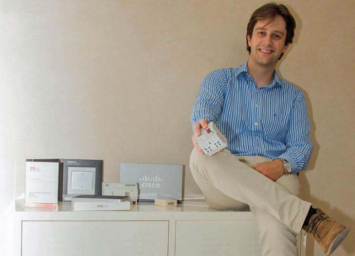 Carlos Gras, Future Technologies