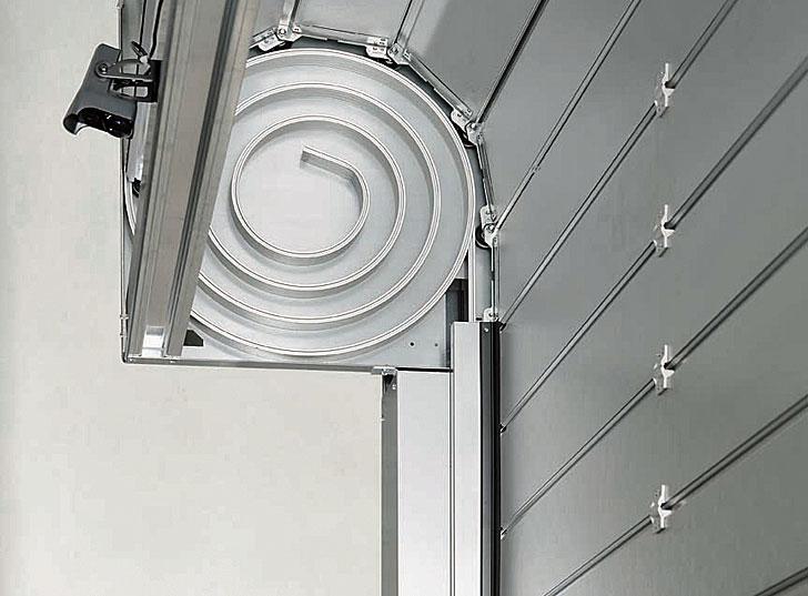 puerta espiral HS 7030 PU