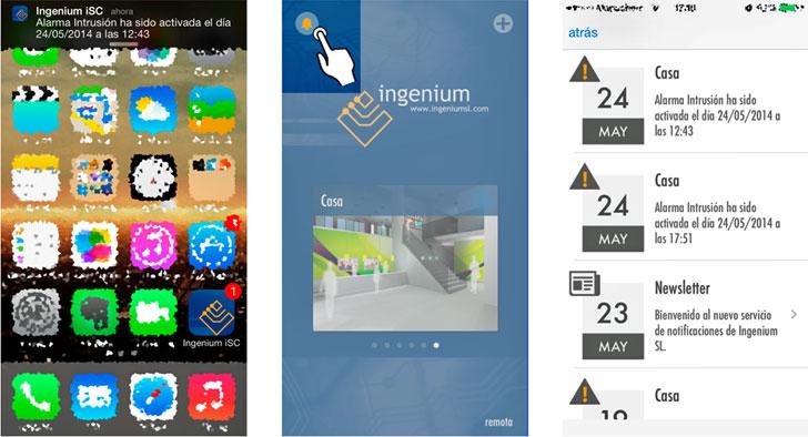 Apps de Ingenium