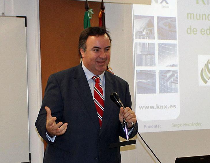 Álvaro Mallol, presidente de KNX