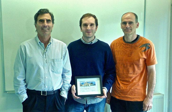 Premiados por el IEEE-ISPLC