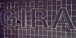 GIRA by SmartClick en CasaDecor Madrid 2014