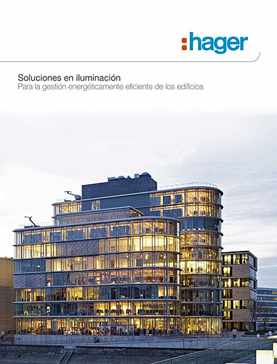 Soluciones en iluminación de Hager