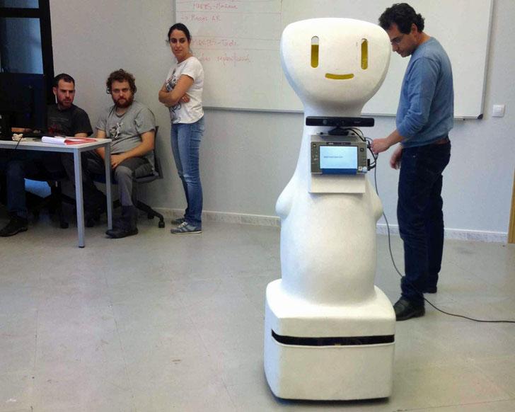 Robot de la ULE
