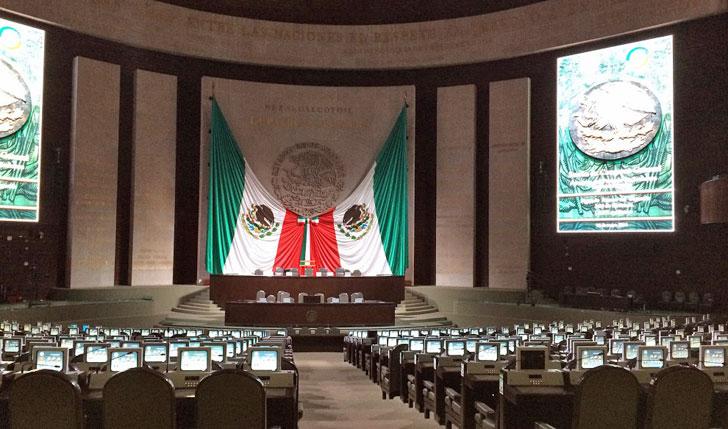 Palacio Legislativo de San Lázaro