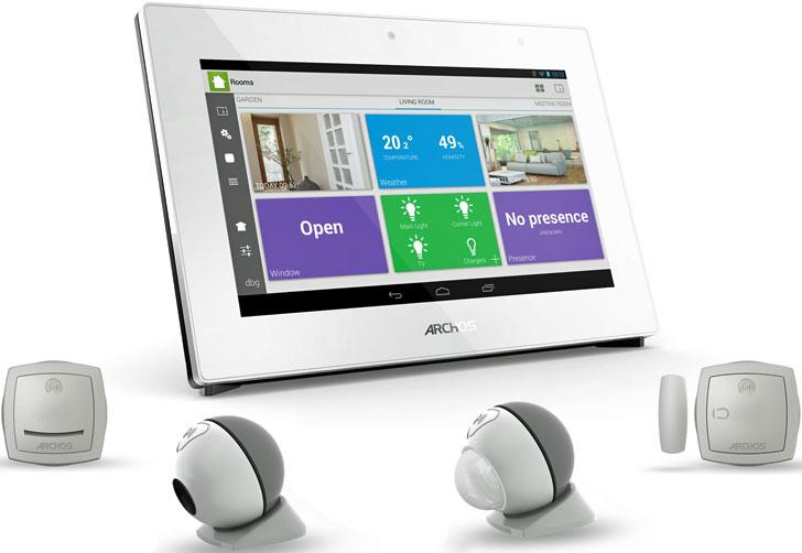 Sistema Smart Home